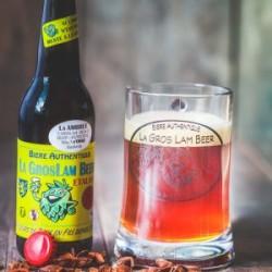 Bière Groslam beer Ambrée 33cl