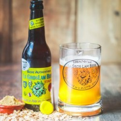 Biere Groslam Beer Blonde...