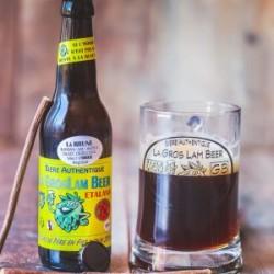 Bière Groslem Beer Brune 33cl
