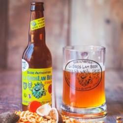 Bière Groslam Beer Rousse 33cl