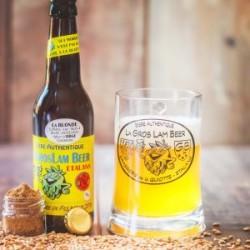 Bière Groslam Beer Blonde...