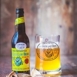 Bière Groslam Beer Blanche...