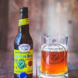 Bière Groslam Beer...