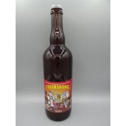 Bière triple Trobonix