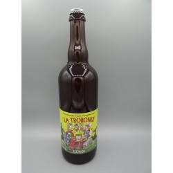 Bière blonde Trobonix