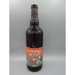Bière ambrée Trobonix
