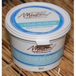 Crème fraiche Mauron 50cl...