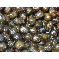 Olives noire à la Grecque...
