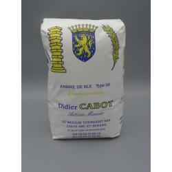 Farine de blé ménagère T55 1kg