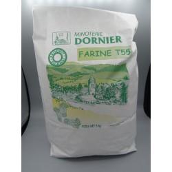 Farine de blé T55 5kg